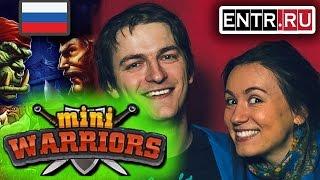Mini Warriors Стрим НОВЫЙ ПАТЧ! ❤@ Онлайн игры, MMO & MMORPG