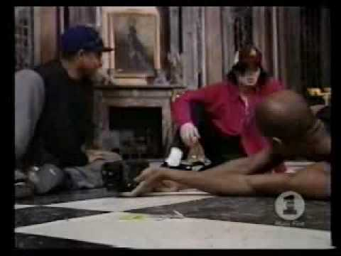Making Of  ghosts(michael Jackson)- Rare video