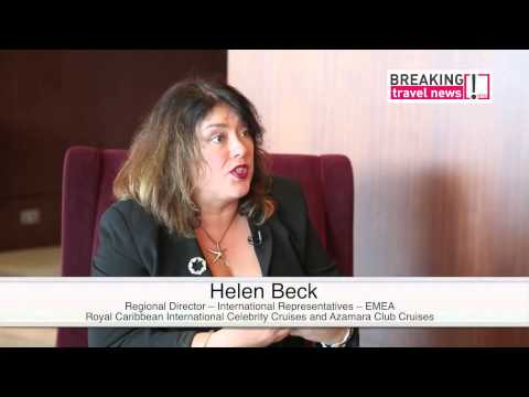 Travel Talk: Helen Beck, regional director, Royal Caribbean International