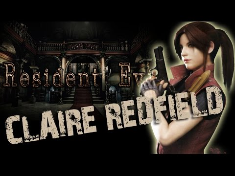 Resident Evil HD REMASTER PC - CLAIRE REDFIELD