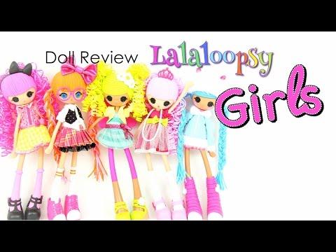 Doll Review: Lalaloopsy Girls