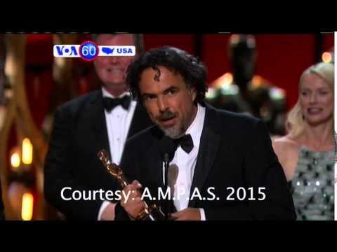 Birdman wins Oscar for the best Picture: VOA60 America 02-23