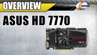 Newegg TV_ ASUS AMD Radeon HD 7770 GHz Edition Overclocked Video Card
