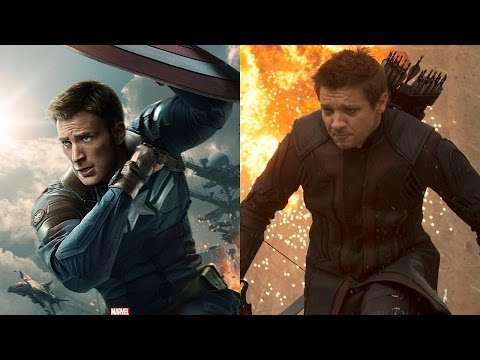 Captain America 3 To Include Hawkeye & More!