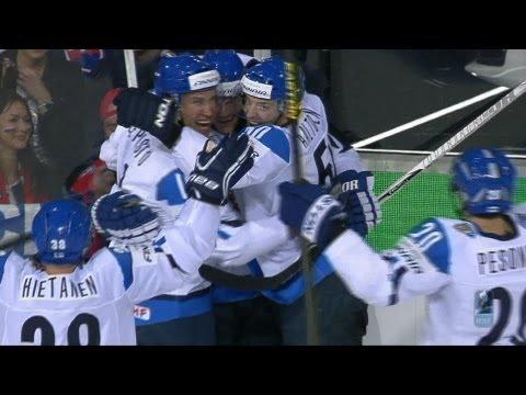 Russia - Finland 2-3