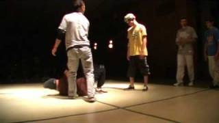 Freakish Style Crew vs Super BBoys Crew