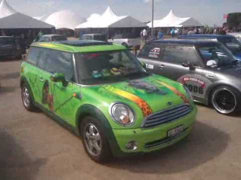 Mini United 2009 at Silverstone