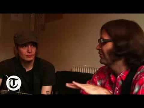 Death Cab For Cutie Interview Video
