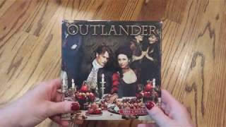 Review of the 2018 Outlander Calendars