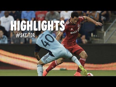 HIGHLIGHTS: Sporting Kansas City vs. Toronto FC