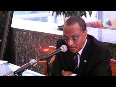 24th Anniversary of Ginbot 20 Celebration at Embassy of Ethiopia, Washington. D.C.  (May 30, 2015)