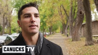 Alex Burrows on Montreal and Canadiens - Two Minutes With