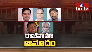 YCP MPs Resignations Approved | YCP Leader Pardhasaradhi Face to Face  | hmtv
