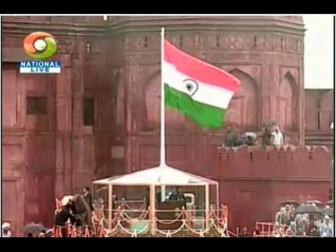 The Celebration Ceremony of 68th Independence Day of India