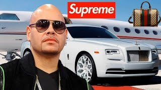 6 MOST EXPENSIVE THINGS OWNED BY AMERICAN RAPPER FAT JOE