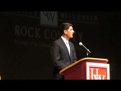 Second video of Debate between Rob Zerban and Paul Ryan