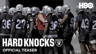 Hard Knocks: Training Camp with the Oakland Raiders | Official Teaser: Autumn Wind | HBO