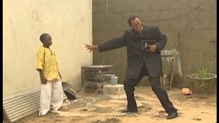 Nigerian Street Fighter