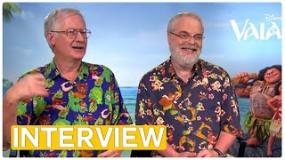 Moana - John Musker & Ron Clements | Interview With The Disney Legends