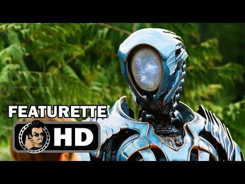 LOST IN SPACE Official Featurette A Boy's Best Friend (HD) Netflix Adventure Series