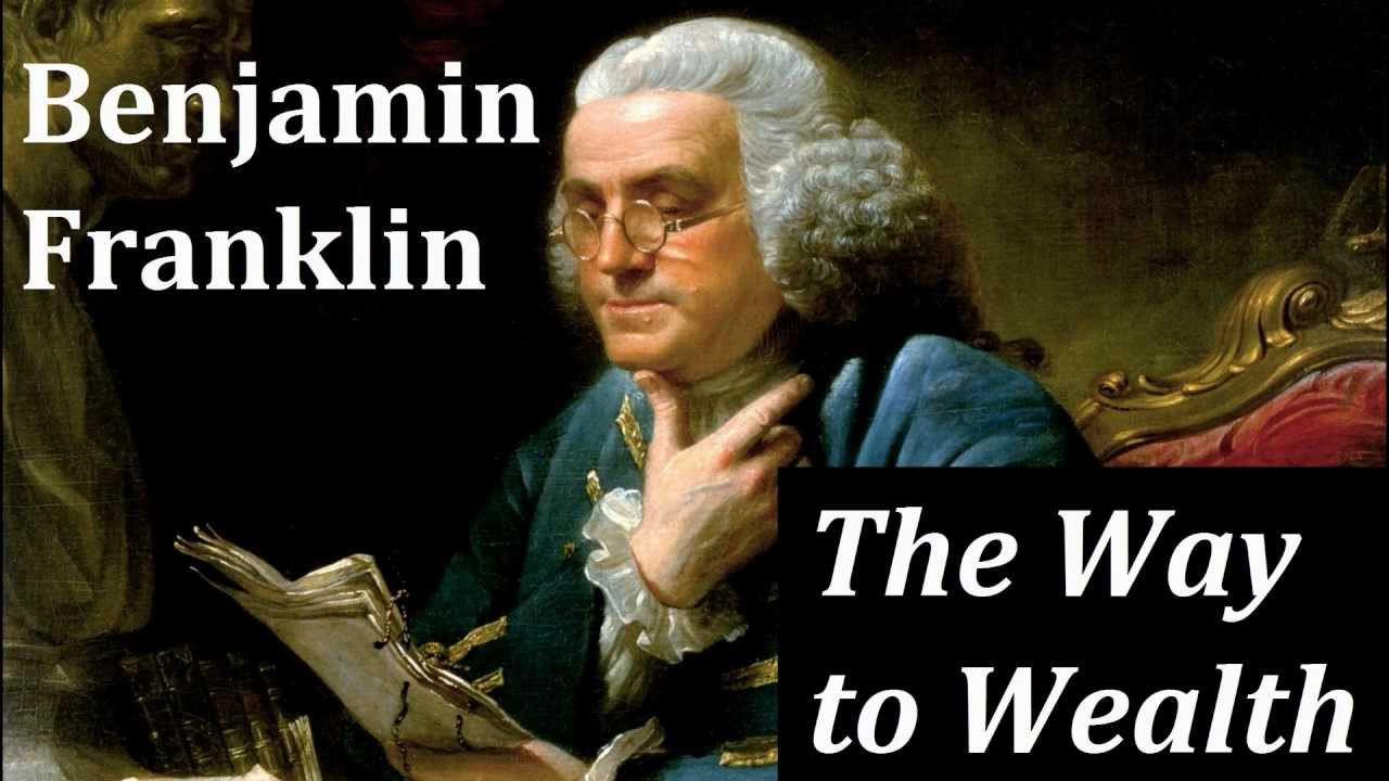 why i admire benjamin franklin essay The papers of benjamin franklin - is a collaborative undertaking by a team of scholars at yale university to collect, edit, and publish the writings and papers of .