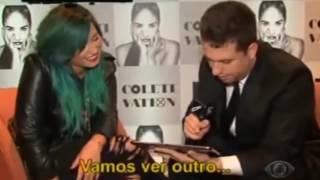 download musica Demi Lovato ouvindo música brasileira