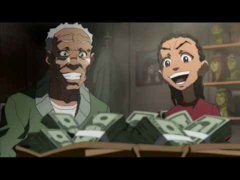 Adult Swim - The Boondocks Season Four Promo 2 (hd 1080p) video