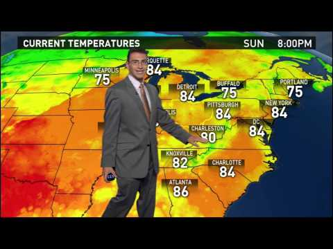 September 2015 Resume Tape / weather and reporter