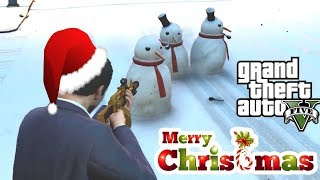 Người Tuyết Điên Rồ Thất Bại Từ Ông Già Noel(Living SnowMan)