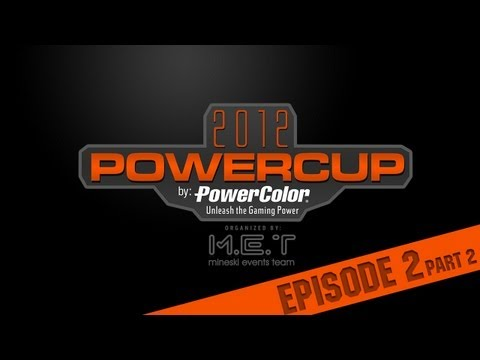 PowerCup 2012 *Episode 2 PART 2* by PowerColor Philippines and Mineski Events Team