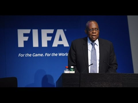 Match Point -  Issa Hayatou FIFA Acting President  (17 Oct 2015)