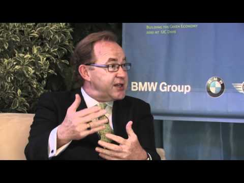 Gerald Page, Equinox Energy Partners - Hub Culture Interview at GGCS3