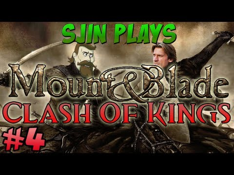 Mount and Blade: Clash of Kings #4 -  Crossing the Narrow Sea