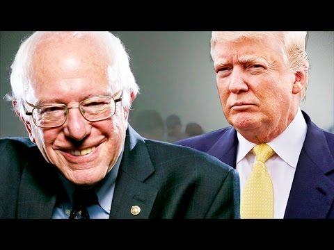 Polls Don't Lie, Trump Would Get BERNED!!!