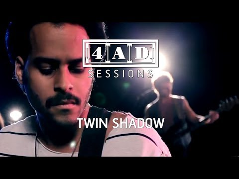 Twin Shadow - 'Forget' (4AD Session)