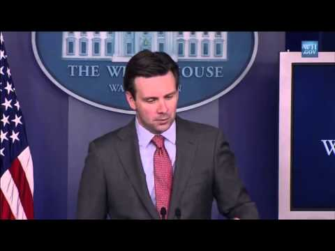 Jonathan Karl shocked as Josh Earnest insists Yemen is a success