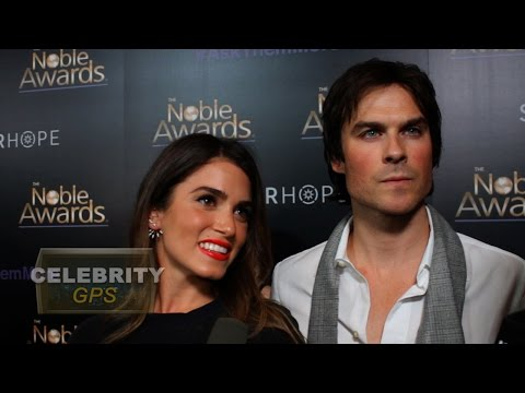 Nikki Reed and Ian Somerhalder tie the knot - Hollywood TV