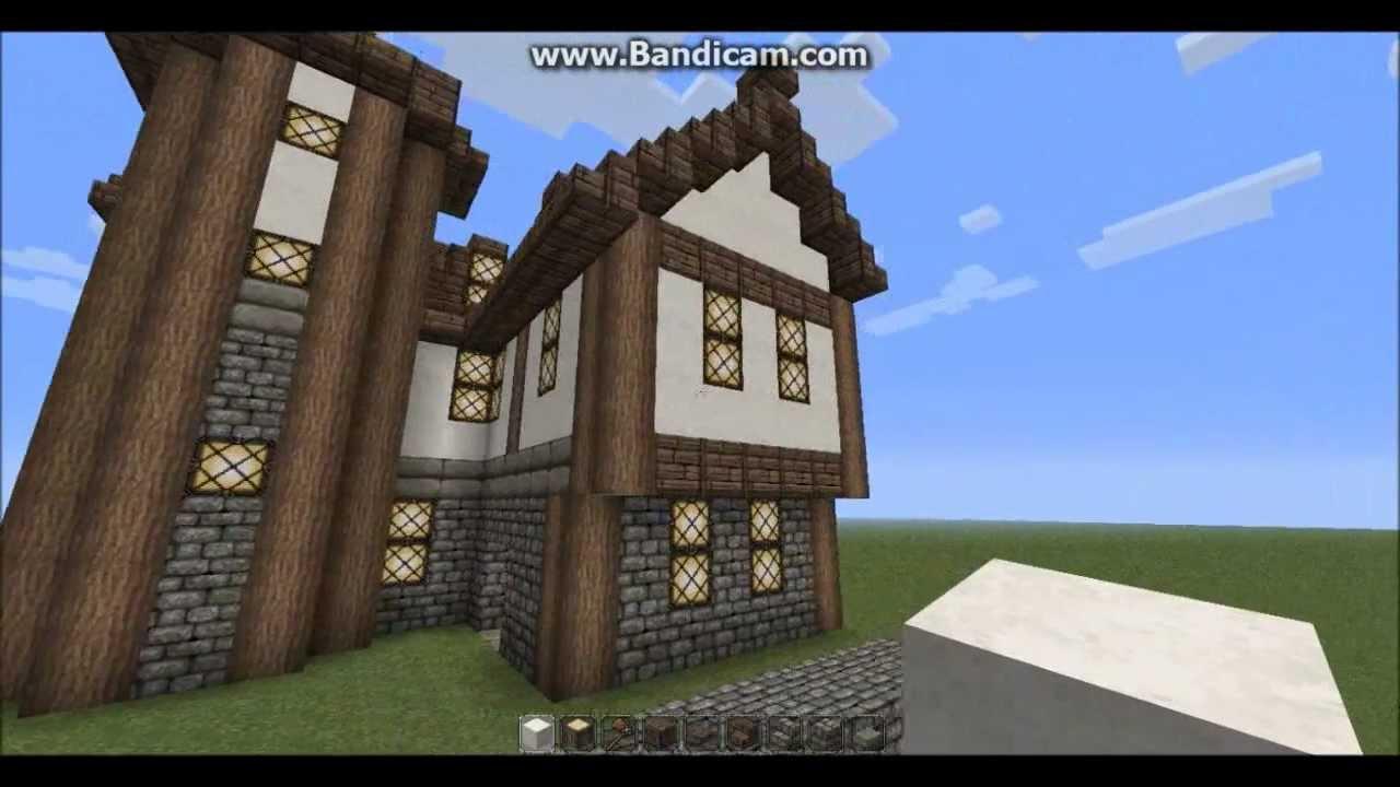 Inn/tavern Minecraft Modular
