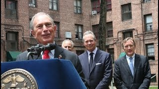 Mayor Bloomberg Announces Over $100 Million to Help Buildings Convert to Clean Heating Fuels