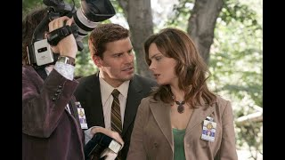 Download Lagu 12 Times Booth and Brennan's Sexual Tension Was Too Real on Bones Gratis STAFABAND