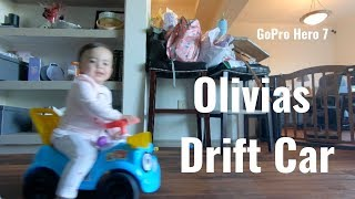 Olivias Fast and Furious Toy Drift Car