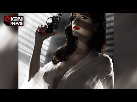 MPAA Rules Against Risque Sin City 2 Poster Featuring Eva Green