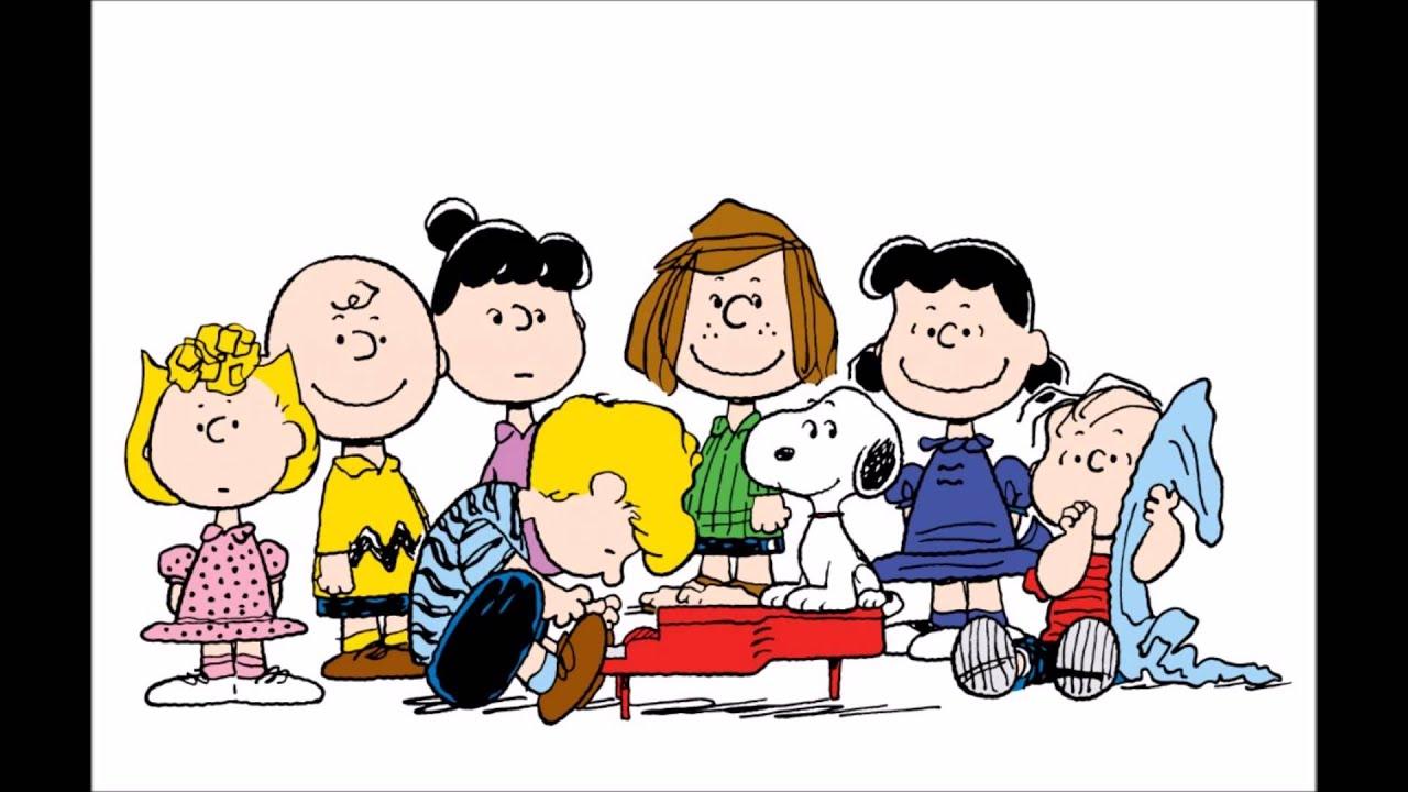Linus amp lucy peanuts theme charlie brown theme mashup youtube