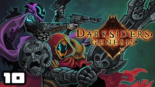 Let's Play Darksiders Genesis [Co-Op] - PC Gameplay Part 10 - Strife's Pretty Pony