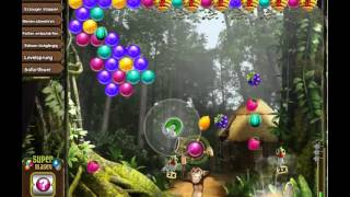 Bubble Safari Level 125