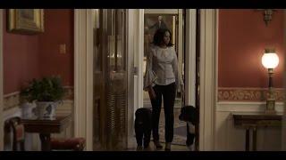 Michelle Obama Takes Last Walk Through White House