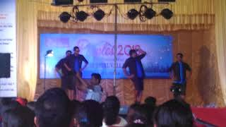 Adipoli fusion dance performance Sib family meet