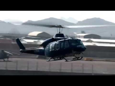 AFGHANISTAN!  Incredible Footage of Helicopter Operations at FOB Farah!