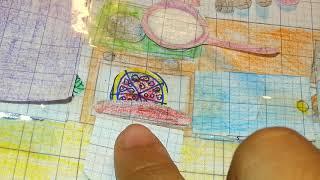 Ngôi nhà búp bê bằng giấy phần 2 / công chúa channel *