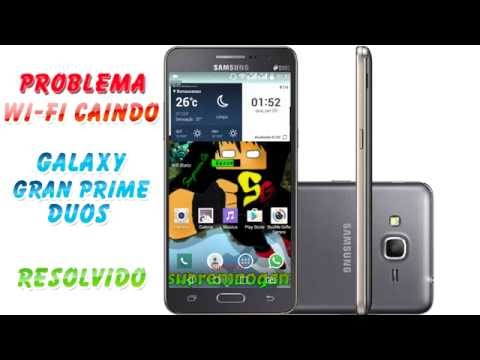 Galaxy Gran prime Wifi Caindo Desconectando (RESOLVIDO)